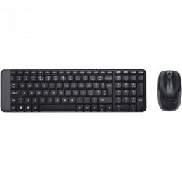 Logitech bežični desktop set MK220