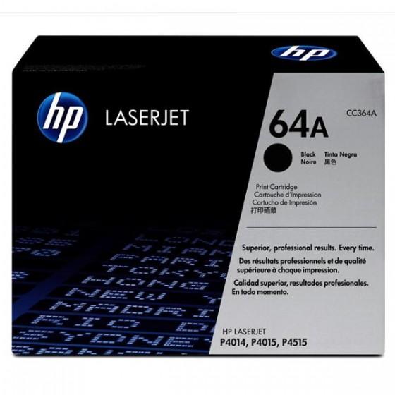 HP Toner CC364A (64A) Black