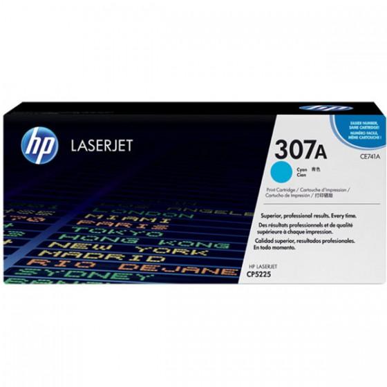 HP Toner CE741A (307A) Cyan
