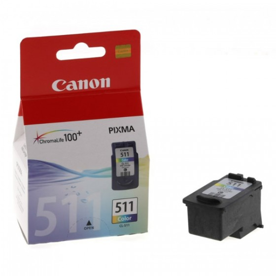 CANON Tinta CL-511 Color