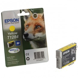 Epson Tinta T1284 (M) Yellow