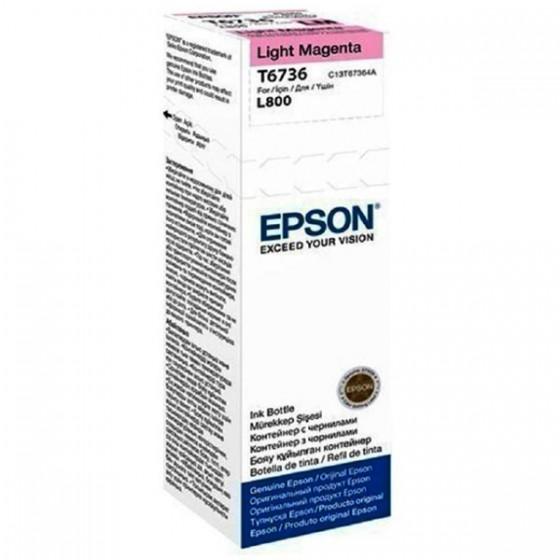 Epson Tinta T6736 Light Magenta