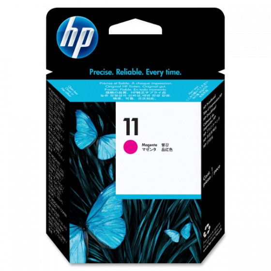 HP Printhead C4812A (No.11) Magenta