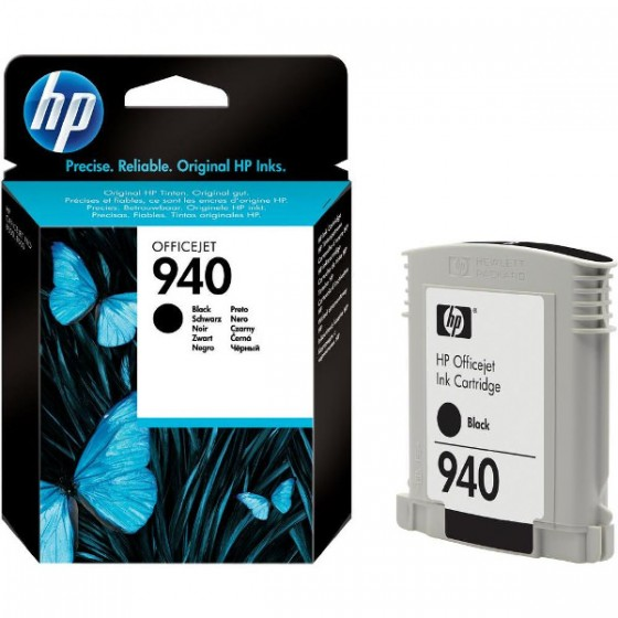 HP Tinta C4902AE (No.940) Black