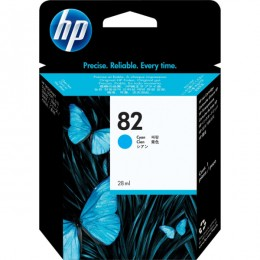 HP Tinta C4911A (No.82) Cyan