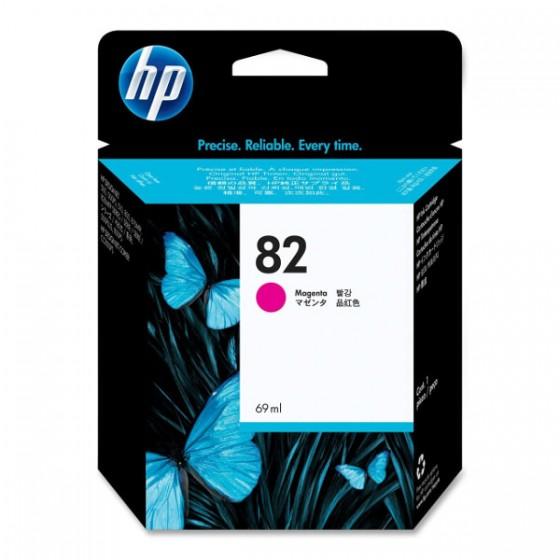 HP Tinta C4912A (No.82) Magenta