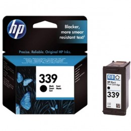 HP Tinta C8767EE (No.339) Black