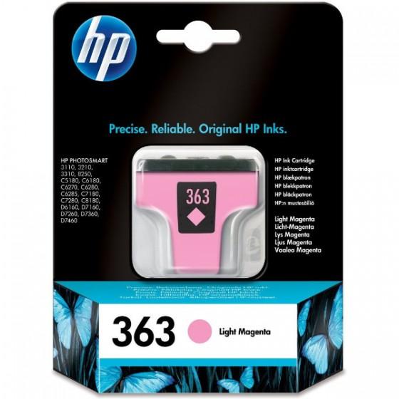 HP Tinta C8775EE (No.363) Light Magenta