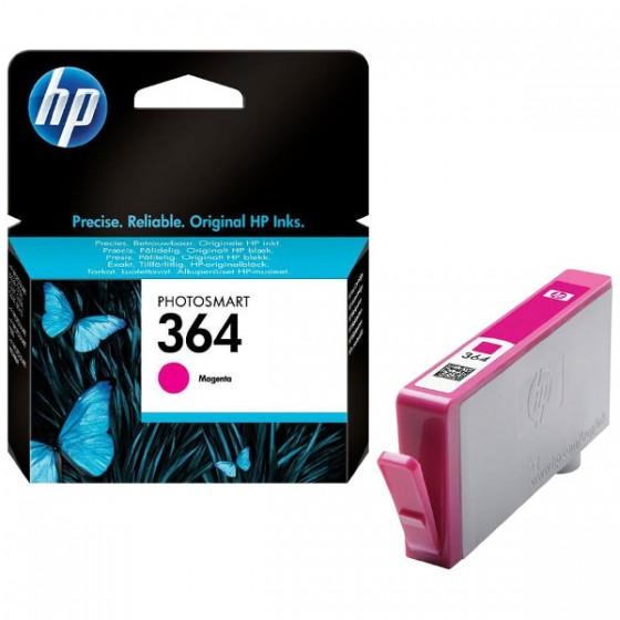 HP Tinta CB319EE (No.364) Magenta
