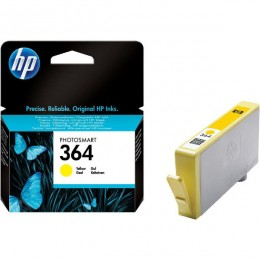 HP Tinta CB320EE (No.364) Yellow