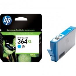HP Tinta CB323EE (No.364XL) Cyan