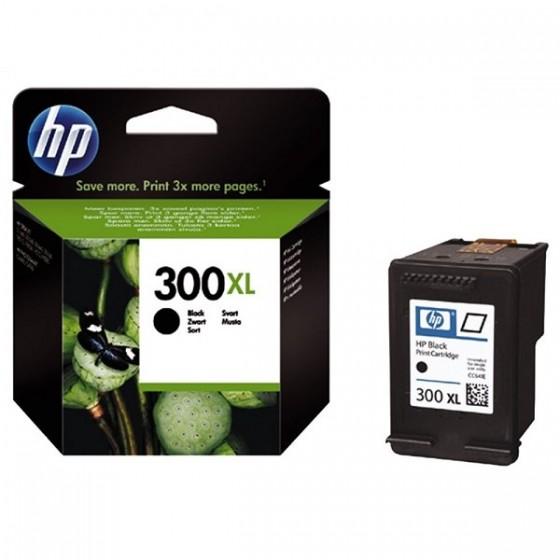 HP Tinta CC641EE (No.300XL) Black