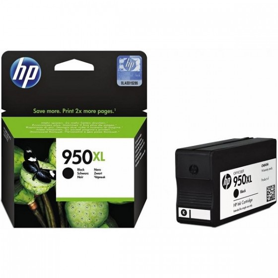 HP Tinta CN045AE (No.950XL) Black
