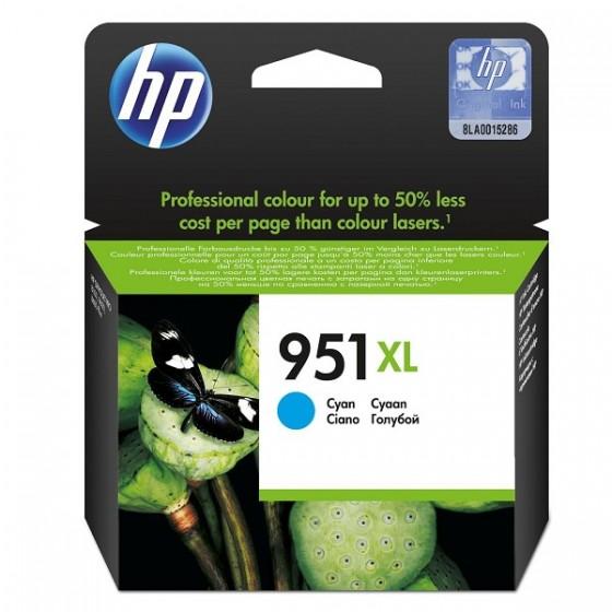 HP Tinta CN046AE (No.951XL) Cyan