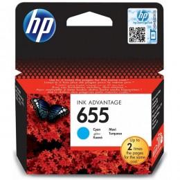 HP Tinta CZ110AE (No.655) Cyan