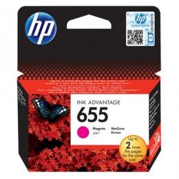 HP Tinta CZ111AE (No.655) Magenta