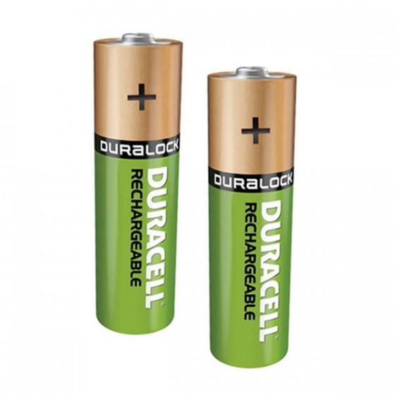 Duracell baterija punjiva AA 2500mAh 2kom