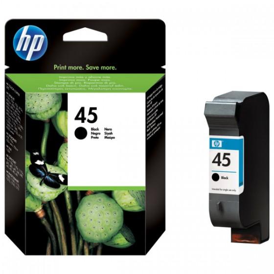 HP Tinta 51645AE (No.45) Black