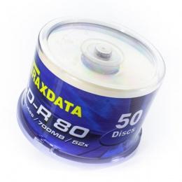 Traxdata CD-R 50/1 u kutiji, 52X, 700MB