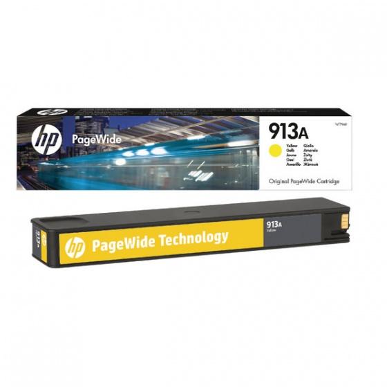 HP Tinta No.913A Yellow (F6T79AE)