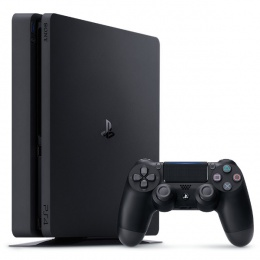 Sony PlayStation 4 Slim 500GB crni