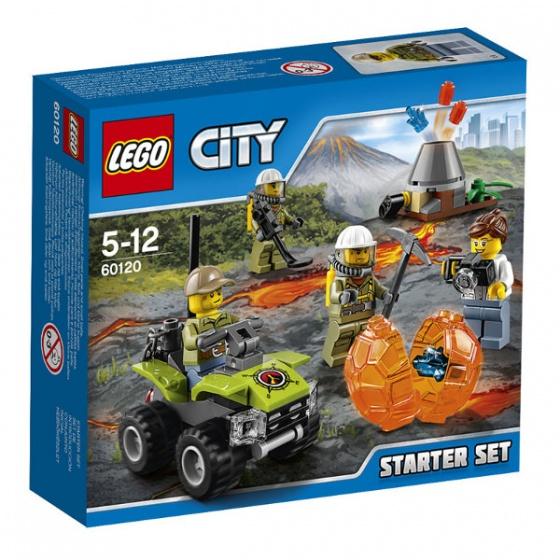 LEGO Početni komplet Vulkan 60120
