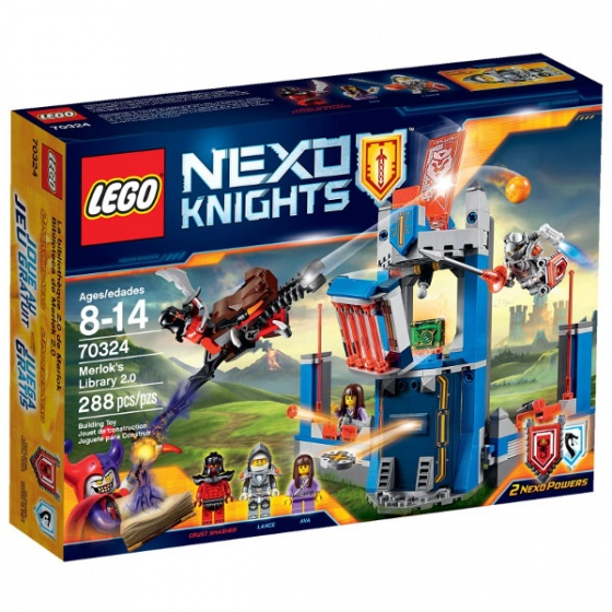 LEGO Merlokova knjižara 2.0 70324