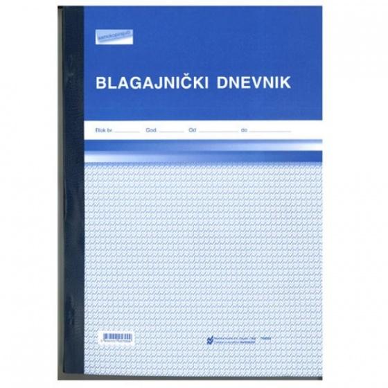 Blagajnički dnevnik