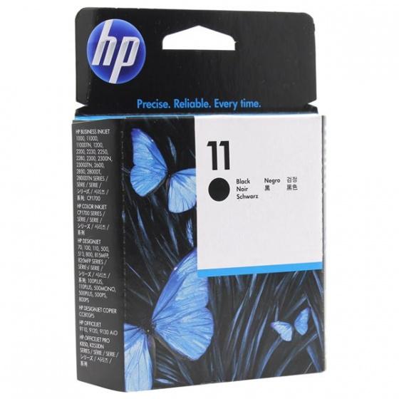 HP Printhead C4810A (No.11) Black