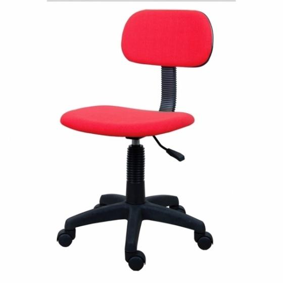 Daktilo stolica 1002PFS Crvena