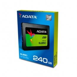 ADATA SSD SU650 240GB 3D Nand, ASU650SS-240GT-C