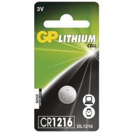 GreenPower baterija dugmasta CR1216 1/1 Lithium