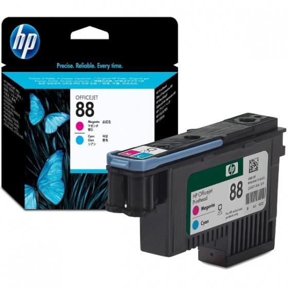 HP printhead C9382A (No.88) Magenta & Cyan