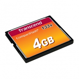 Transcend MC CF 4 GB 133X