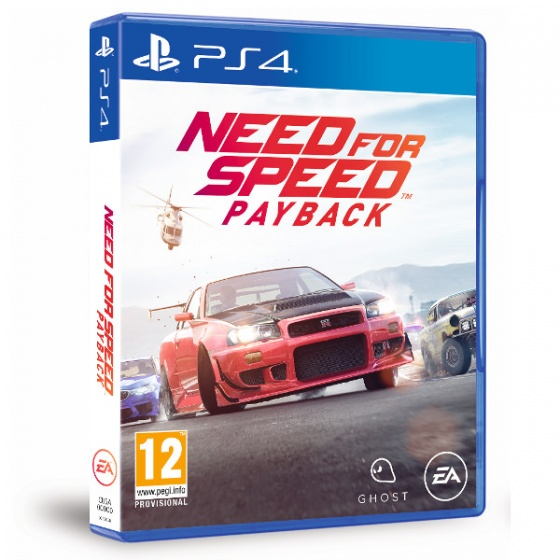 Need for Speed Payback za PS4