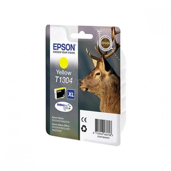 Tinta Epson T1304 Yellow
