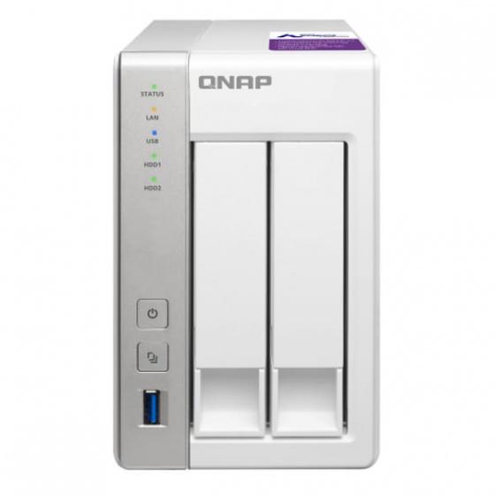 NAS storage backup rješenje QNAP 2X4TB