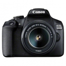 Canon EOS 2000D 18-55mm IS