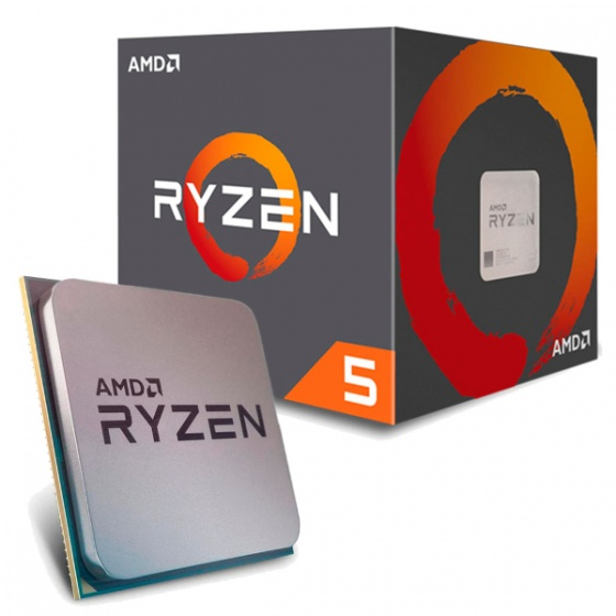 AMD Ryzen5 2600 3,6 GHz, AM4