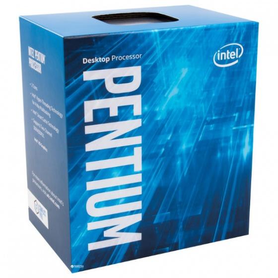 Intel Pentium G5400 3,70 GHz, LGA1151 BOX, Cofee Lake