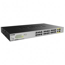 D-Link gigabitni switch neupravljivi, DGS-1026MP