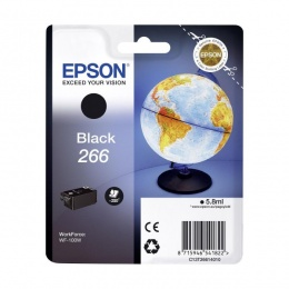 Epson tinta 266 crna C13T26614010