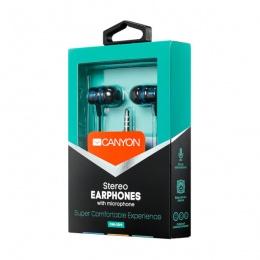 Canyon slušalice sa mikrofonom CNE-CEP3G