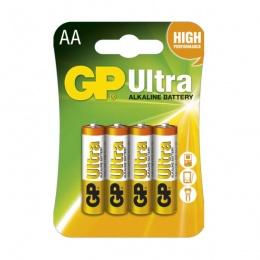 Baterija GP AA 1,5V Ultra blister 4/1 B1921