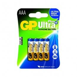 Baterija GP AAA 1,5V Ultra Plus blister 4/1 B1711
