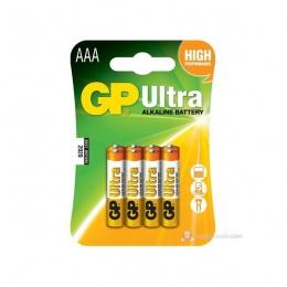 Baterija GP AAA 1,5V Ultra blister 8/1 B19118
