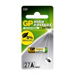 Baterija GP specijalna 27AF 12V blister 1/1 B13011