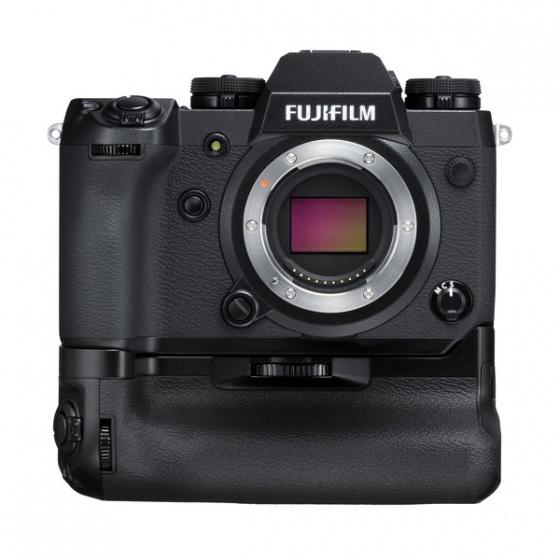 Fuji X-H1 + grip VPB-XH1
