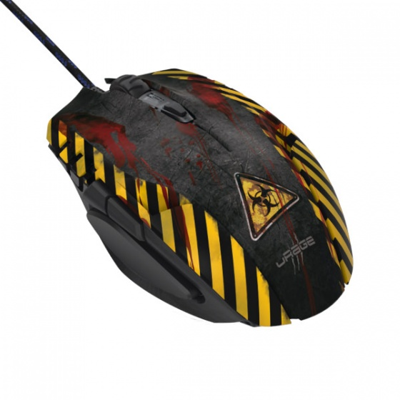 Hama uRAGE Morph-Zombie Gaming miš
