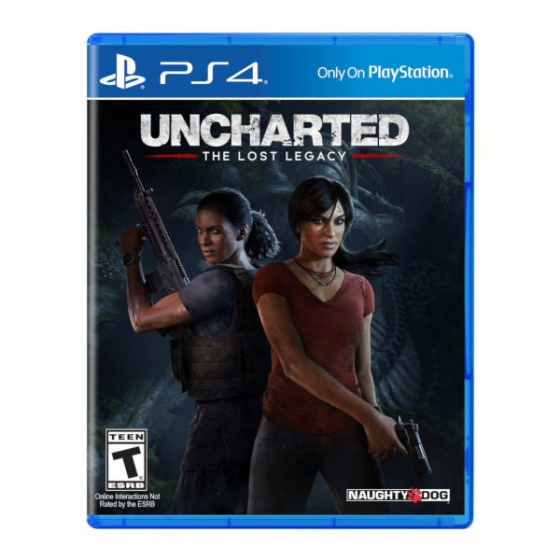 Uncharted The Lost Legacy za PS4